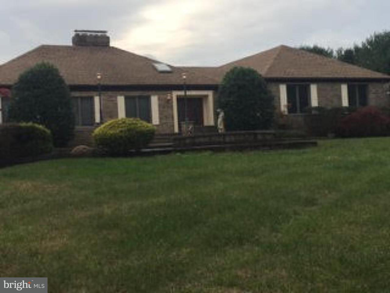 Single Family Home for Sale at 51 APPLEGATE Road Jobstown, New Jersey 08041 United States
