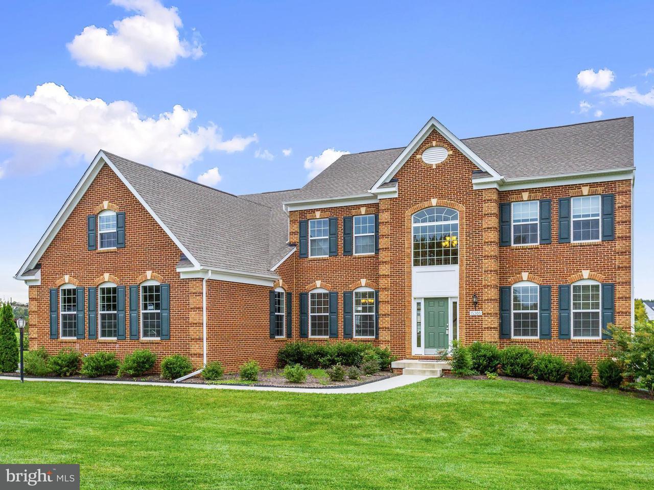 Частный односемейный дом для того Продажа на 15305 SWEETBAY Street 15305 SWEETBAY Street Woodbine, Мэриленд 21797 Соединенные Штаты