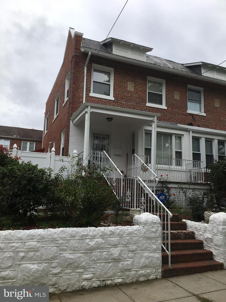 Townhouse for Sale at 616 QUINTANA PL NW 616 QUINTANA PL NW Washington, District Of Columbia 20011 United States