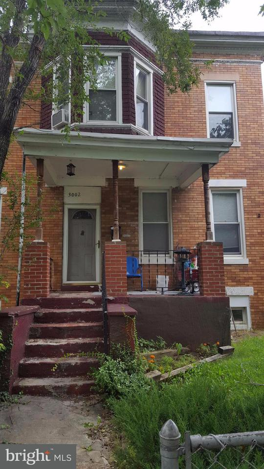 Single Family for Sale at 3002 Presstman St Baltimore, Maryland 21216 United States
