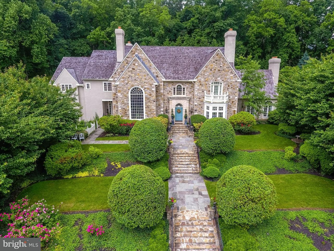 Single Family Home for Sale at 2619 S CHESTER SPRINGS Road Chester Springs, Pennsylvania 19425 United States