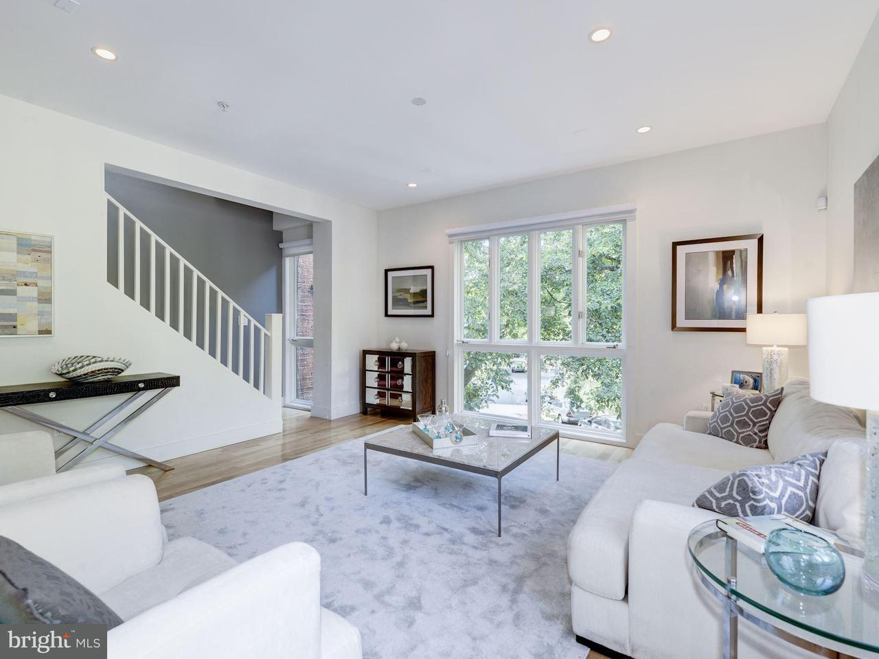 Townhouse for Sale at 1811 ONTARIO PL NW #3 1811 ONTARIO PL NW #3 Washington, District Of Columbia 20009 United States