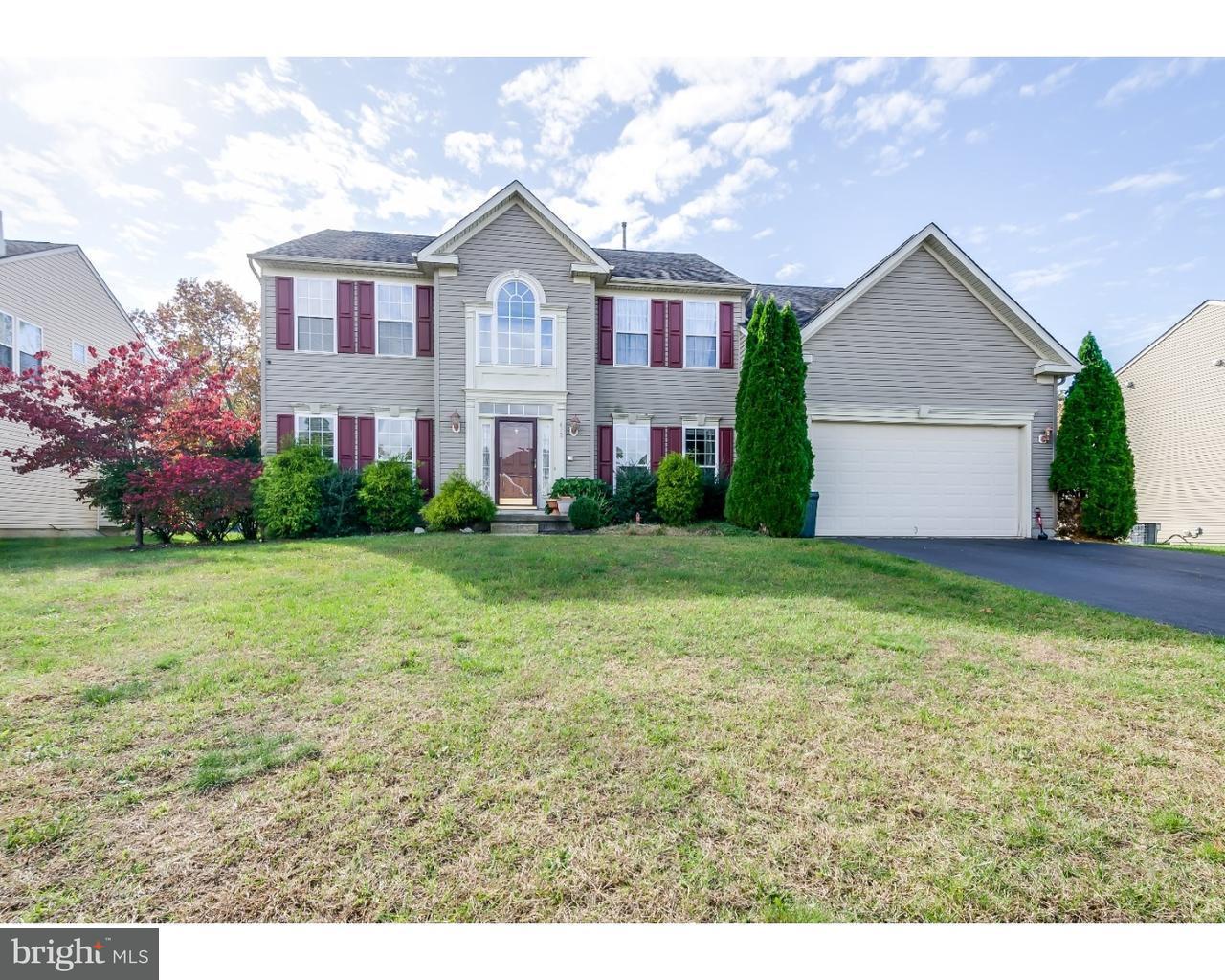 独户住宅 为 销售 在 412 MONTANA Trail Browns Mills, 新泽西州 08015 美国