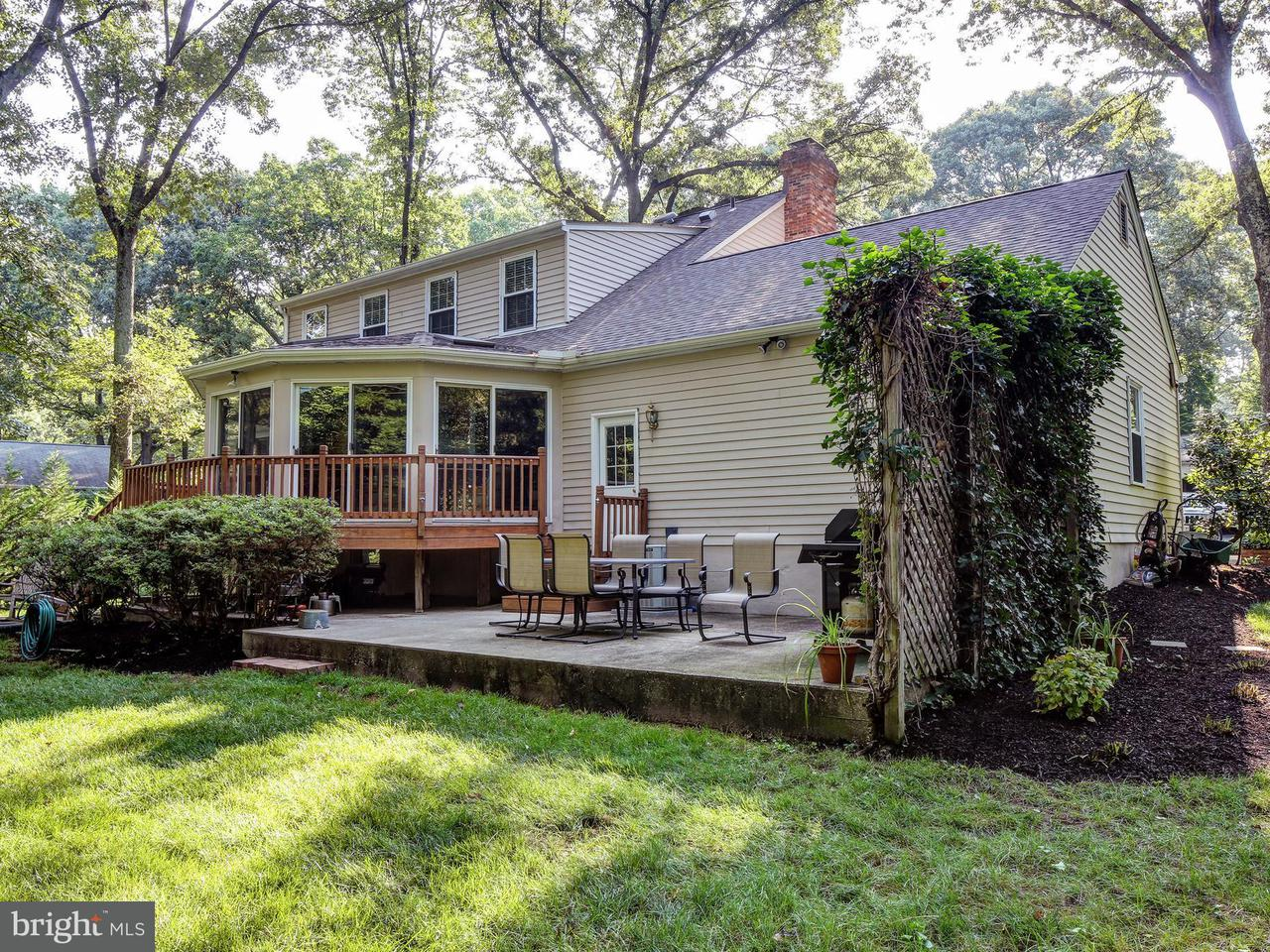 Single Family Home for Sale at 500 Green Forest Drive 500 Green Forest Drive Severna Park, Maryland 21146 United States