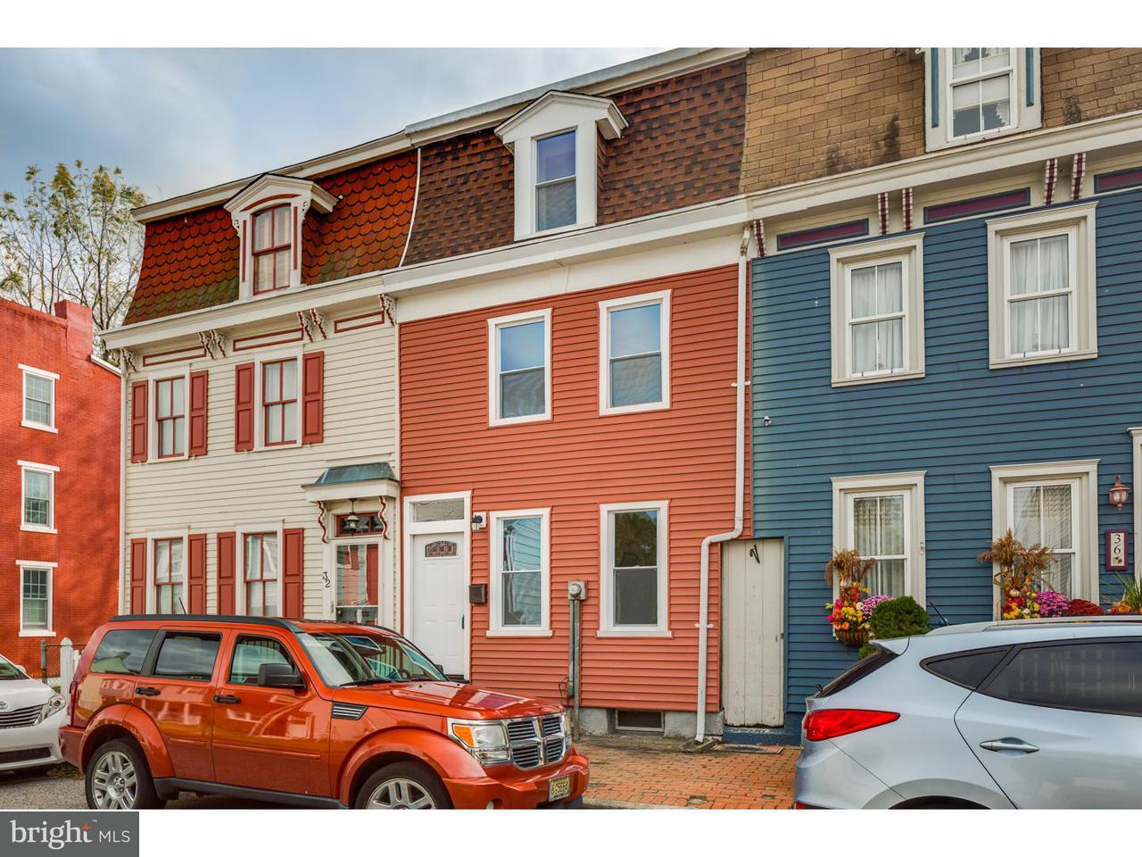 Maison accolée pour l à louer à 34 W PEARL Street Burlington, New Jersey 08016 États-Unis