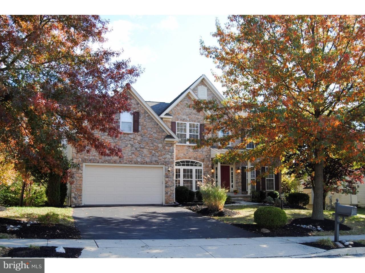 Частный односемейный дом для того Продажа на 2515 CRESTLINE Drive Lansdale, Пенсильвания 19446 Соединенные Штаты
