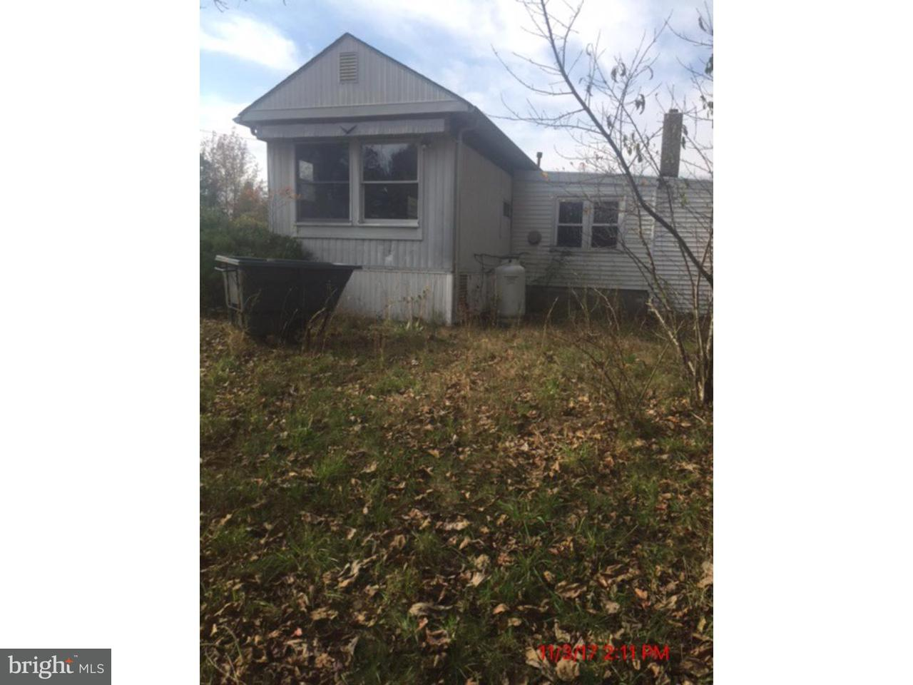 Single Family Home for Sale at 407 MAIN Street Newport, New Jersey 08345 United States
