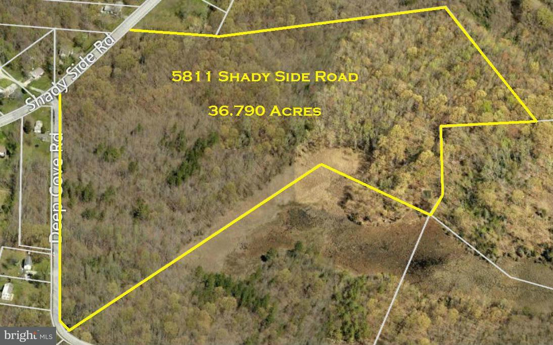 Land for Sale at 5811 Shady Side Rd Churchton, Maryland 20733 United States