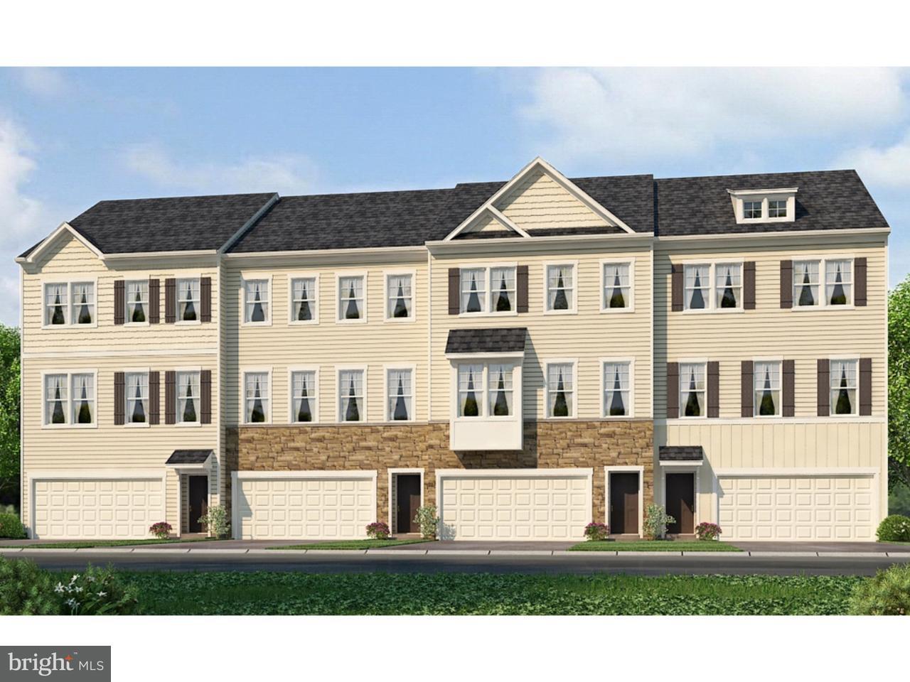 Radhus för Försäljning vid 14 SULLIVAN WAY Marlton, New Jersey 08053 Usa