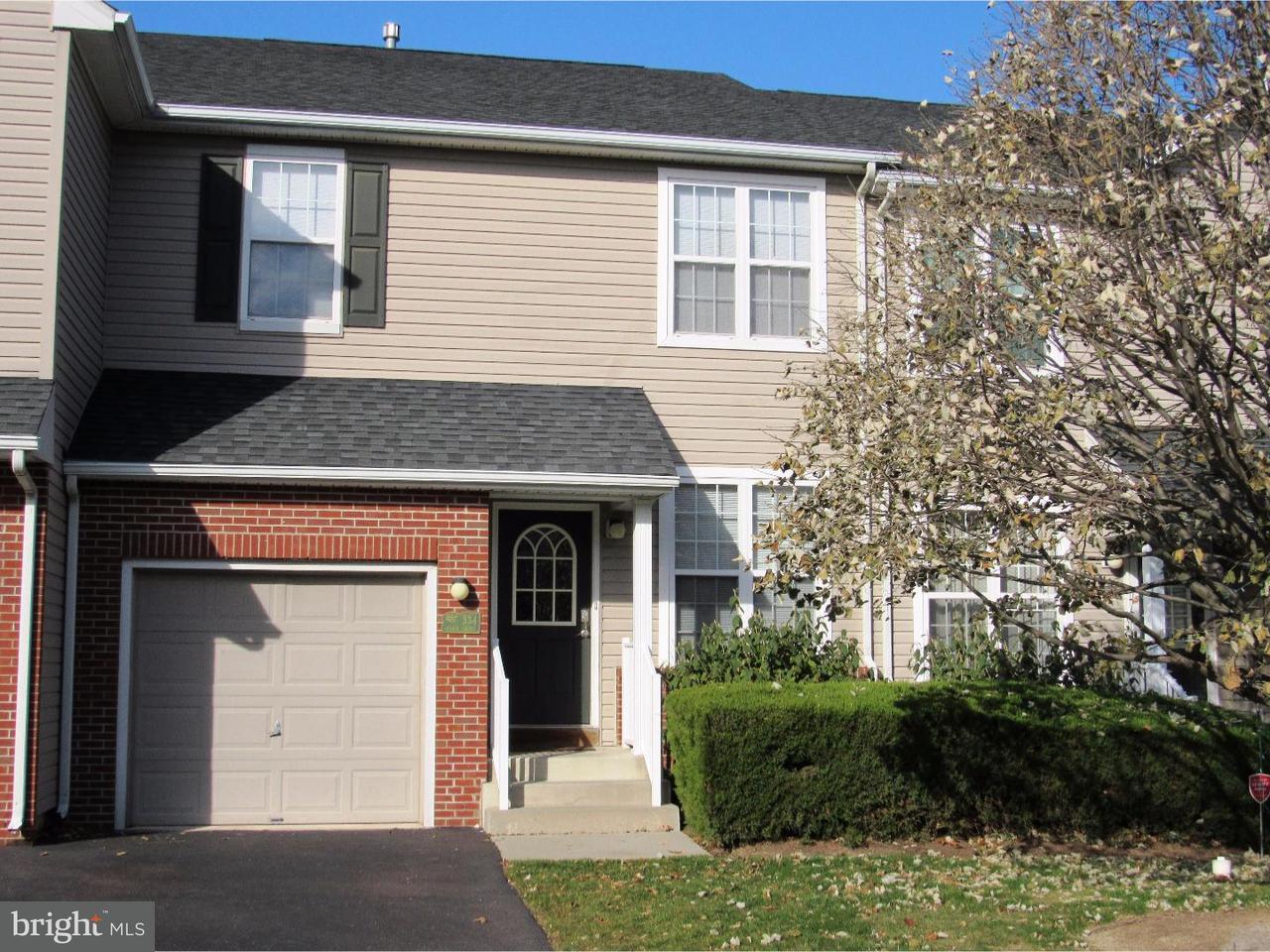 タウンハウス のために 賃貸 アット 534 QUINCY Street Collegeville, ペンシルベニア 19426 アメリカ合衆国