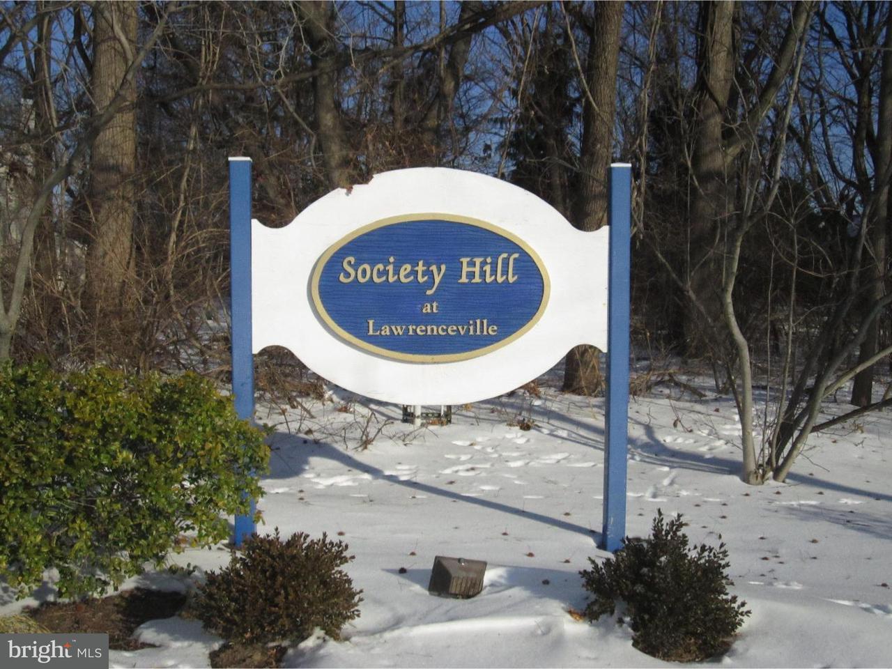 Maison accolée pour l à louer à 33 ABELIA Court Lawrenceville, New Jersey 08648 États-UnisDans/Autour: Lawrence Township