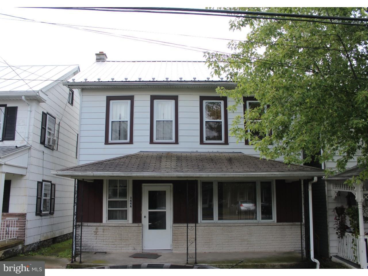 独户住宅 为 销售 在 344A GODFREY Street Rehrersburg, 宾夕法尼亚州 19550 美国
