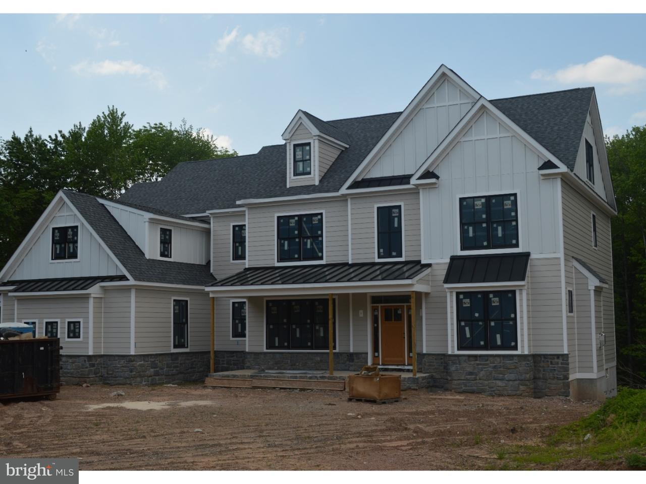 独户住宅 为 销售 在 1405 CEDAR HILL Road 安布勒, 宾夕法尼亚州 19002 美国