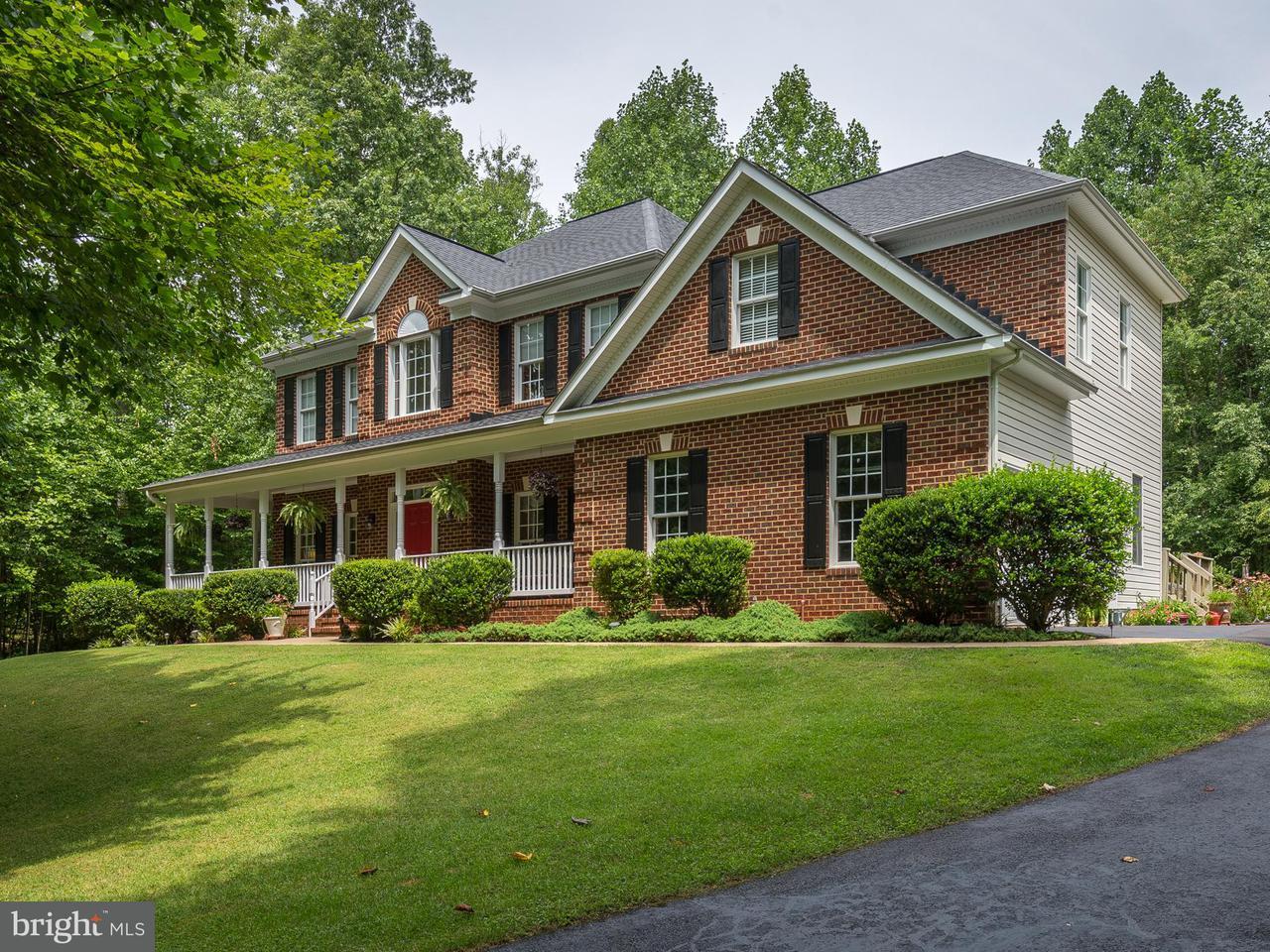 Casa Unifamiliar por un Venta en 118 AFFIRMED Drive 118 AFFIRMED Drive Stafford, Virginia 22556 Estados Unidos