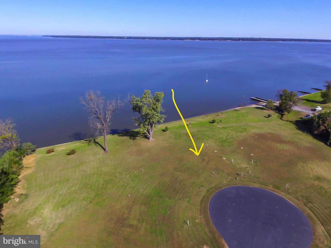 Land for Sale at 92 Marineview Road 92 Marineview Road King George, Virginia 22485 United States