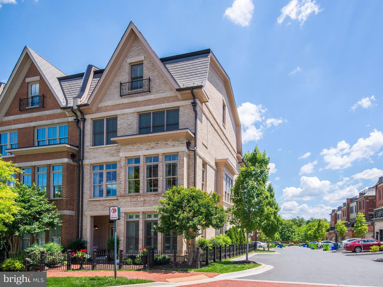 Townhouse for Sale at 10887 SYMPHONY PARK Drive 10887 SYMPHONY PARK Drive North Bethesda, Maryland 20852 United States