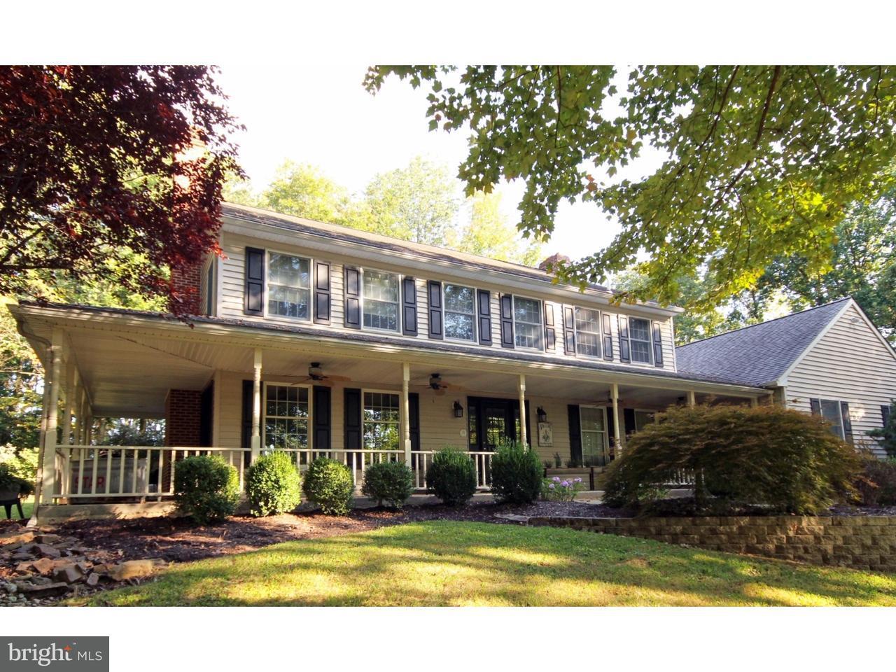 Maison unifamiliale pour l Vente à 1329 HILLTOWN PIKE Line Lexington, Pennsylvanie 18932 États-Unis