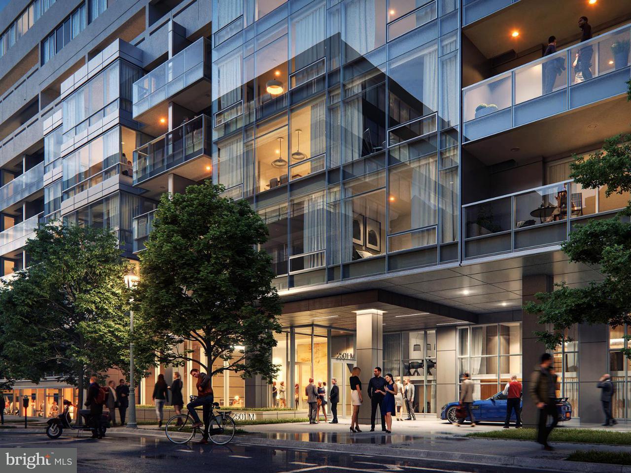 独户住宅 为 销售 在 2501 M ST NW #109 2501 M ST NW #109 华盛顿市, 哥伦比亚特区 20037 美国