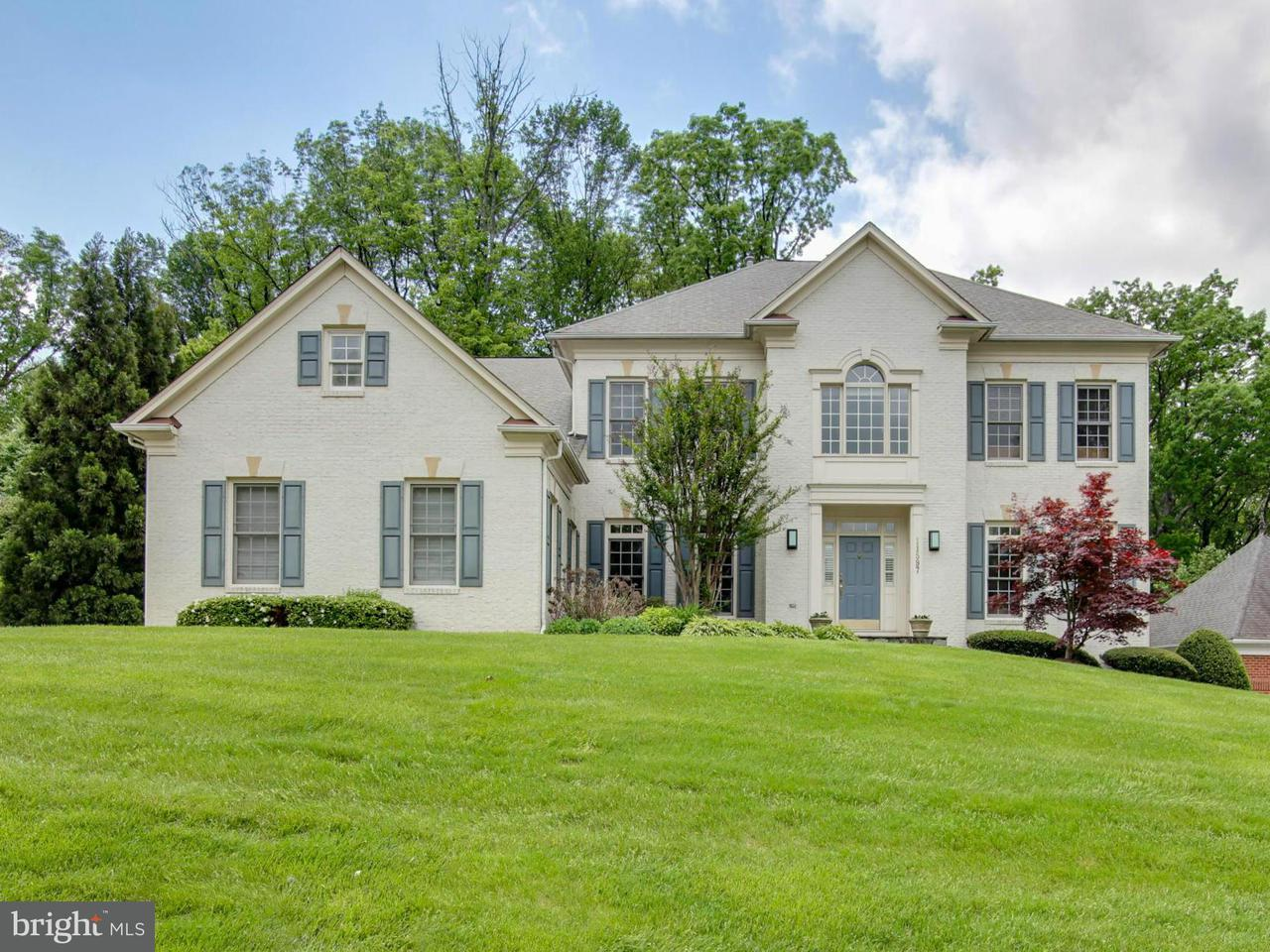 Single Family Home for Sale at 11597 CEDAR CHASE Road 11597 CEDAR CHASE Road Herndon, Virginia 20170 United States