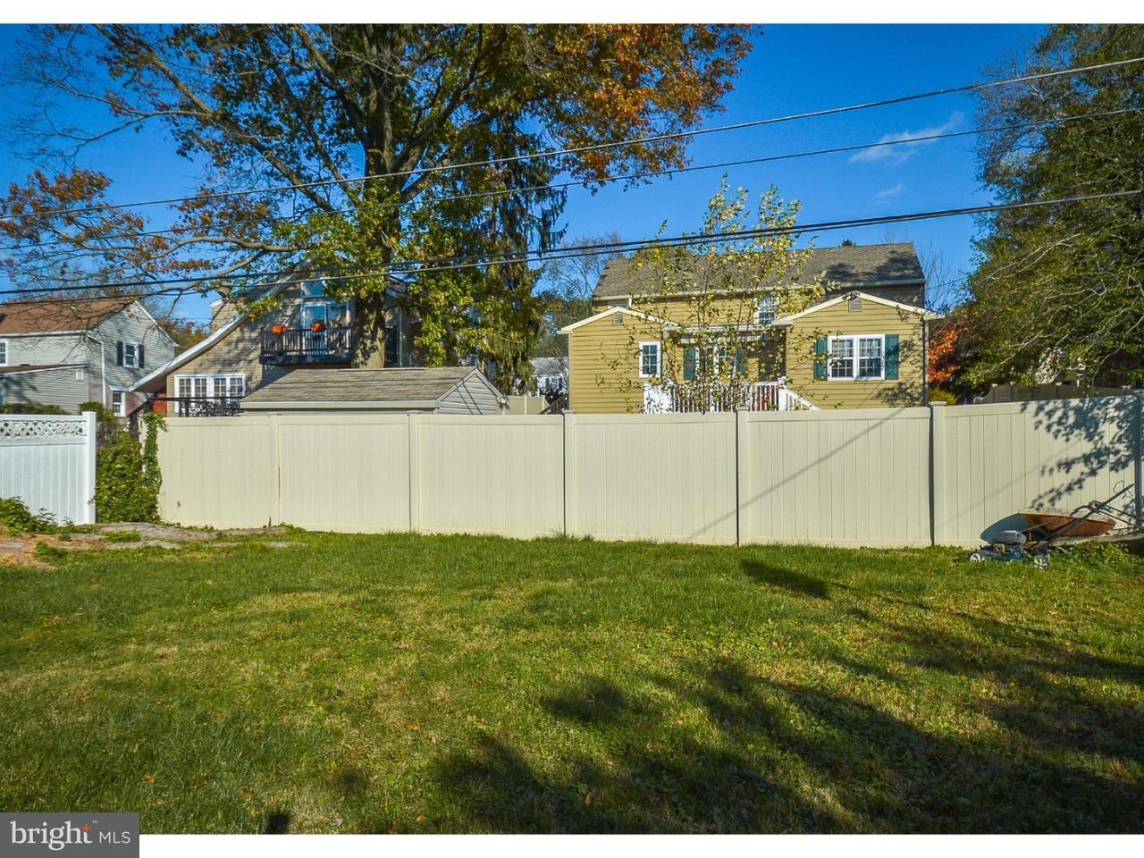 Частный односемейный дом для того Продажа на 518 ORELAND MILL Road Oreland, Пенсильвания 19075 Соединенные Штаты