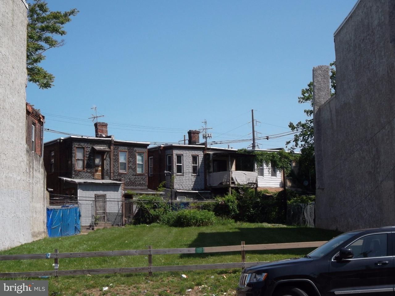 Частный односемейный дом для того Продажа на 1621 W LEHIGH Avenue Philadelphia, Пенсильвания 19132 Соединенные Штаты