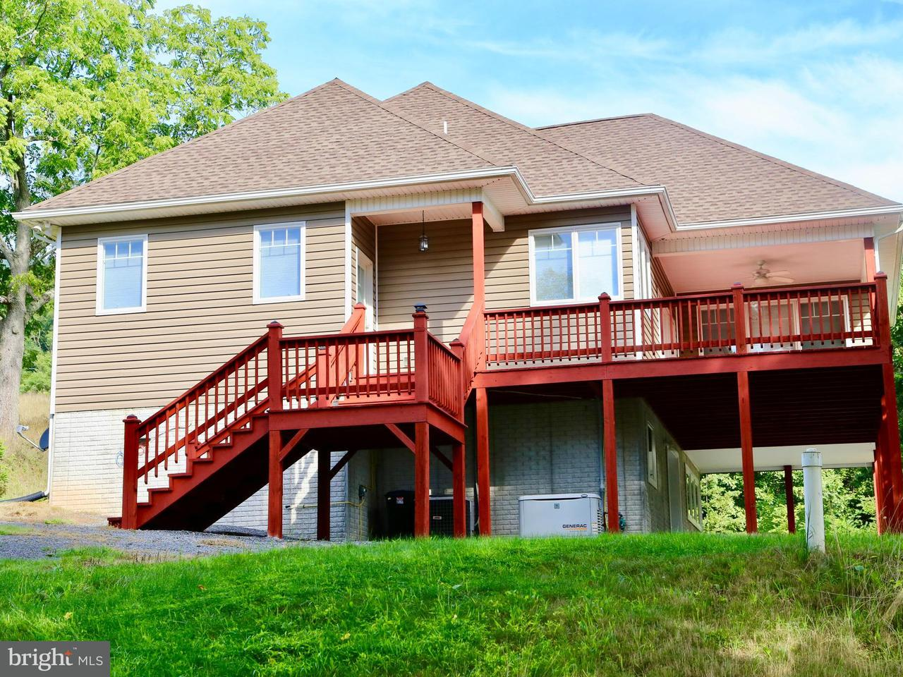 Single Family for Sale at 1834 Caldwell Hollow Rd Baker, West Virginia 26801 United States