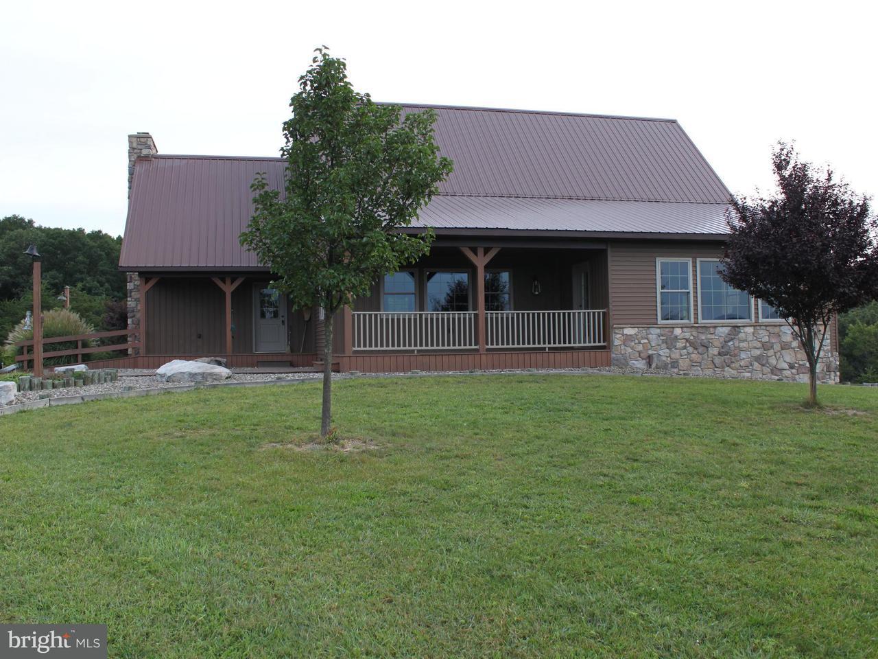Maison unifamiliale pour l Vente à 8175 Luciana Bottom Road 8175 Luciana Bottom Road Three Springs, Pennsylvanie 17264 États-Unis
