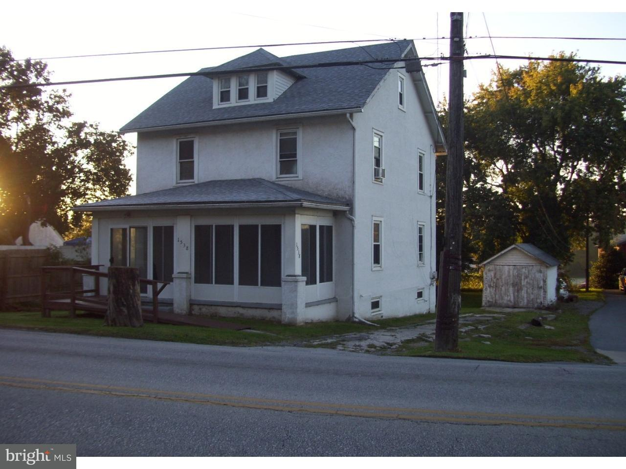独户住宅 为 销售 在 1538 BALTIMORE PIKE Toughkenamon, 宾夕法尼亚州 19374 美国