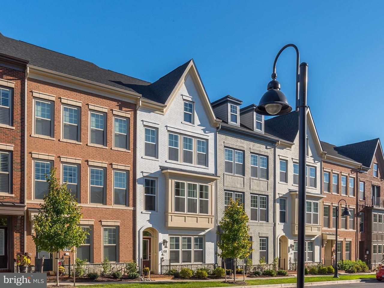 Townhouse for Sale at 108 KEPLER Drive 108 KEPLER Drive Gaithersburg, Maryland 20878 United States