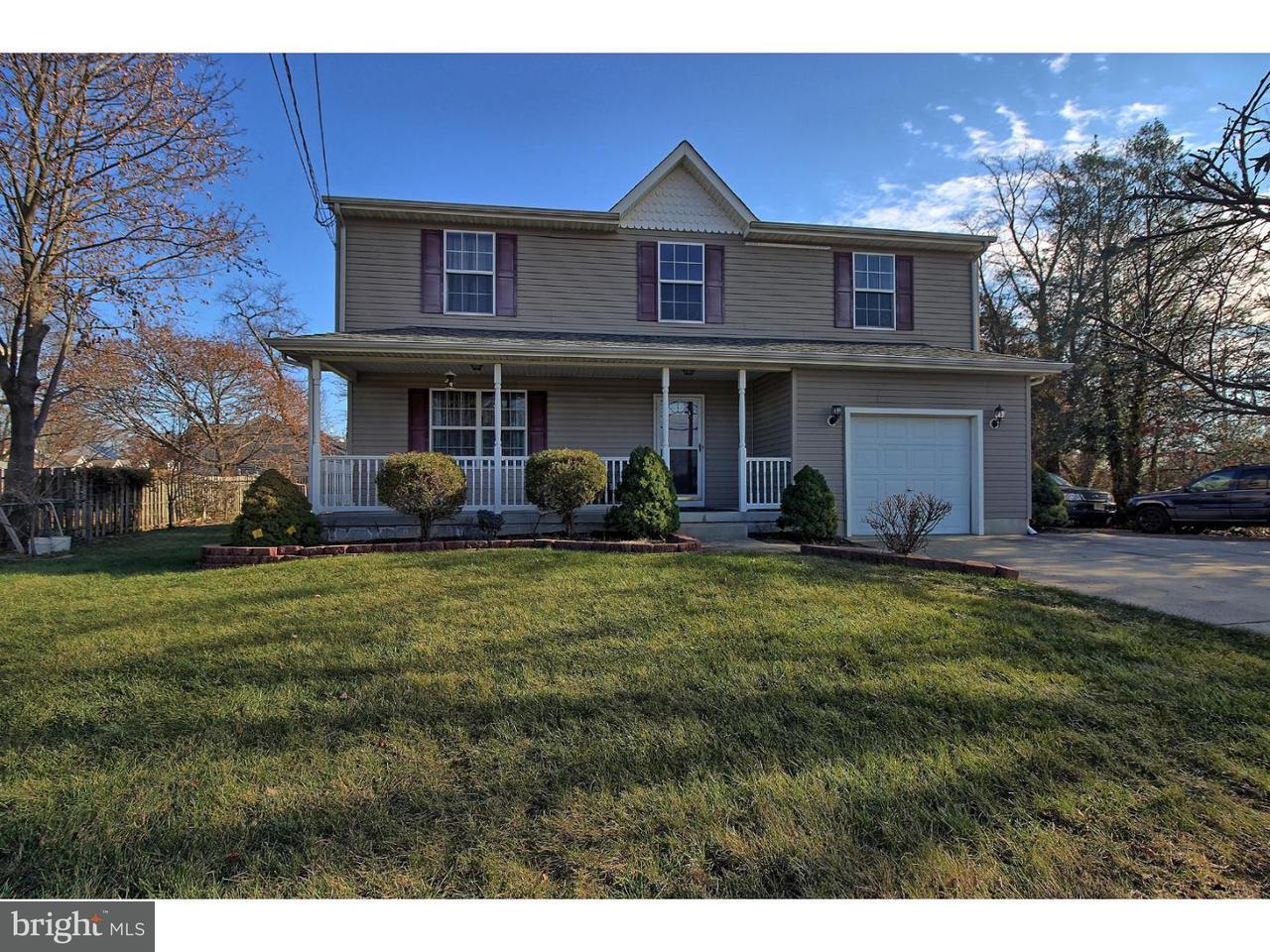 独户住宅 为 销售 在 58 HARKER Avenue Berlin Boro, 新泽西州 08009 美国