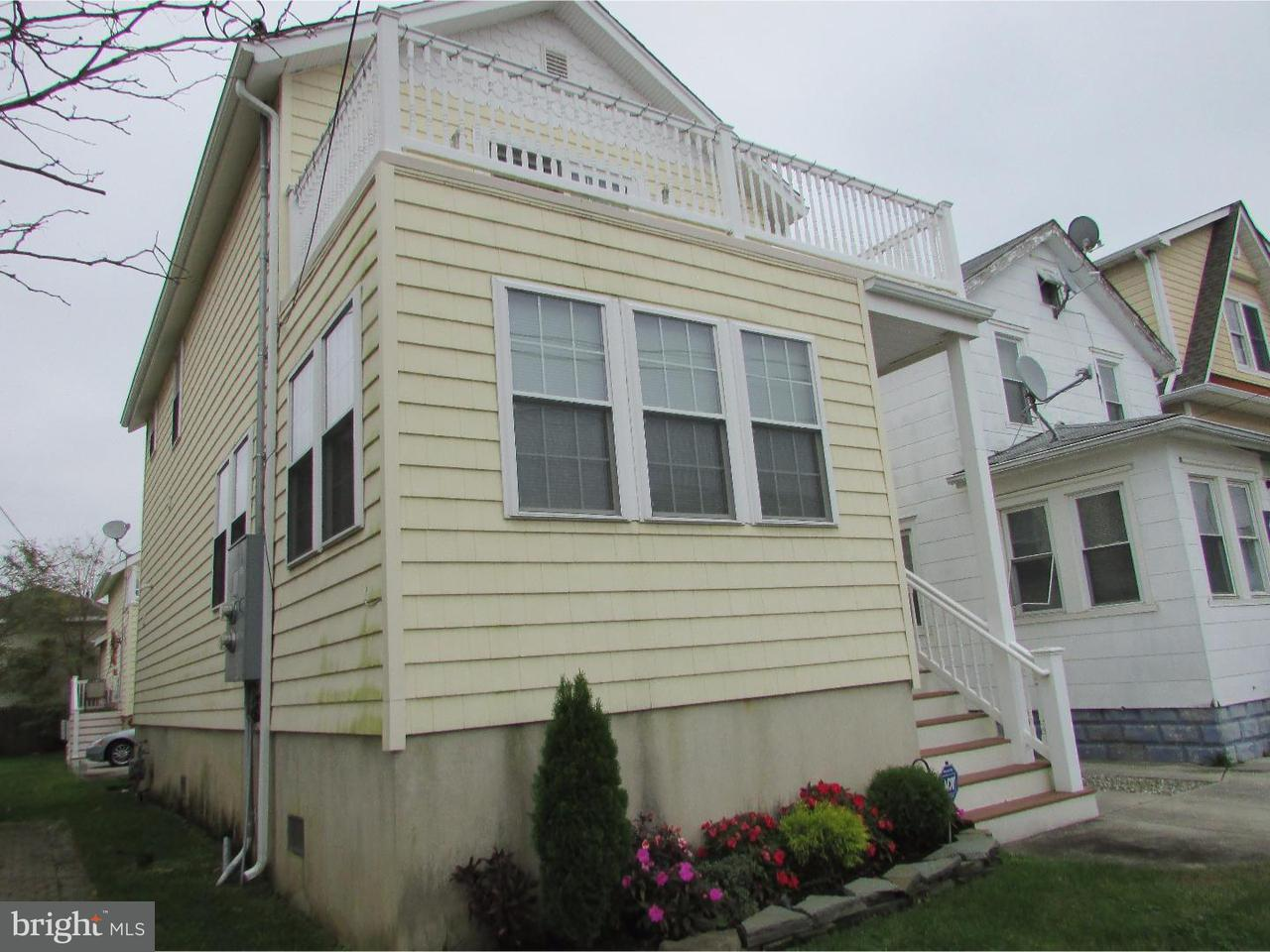 Single Family Home for Rent at 119 N ADAMS AVE #A Margate, New Jersey 08402 United States