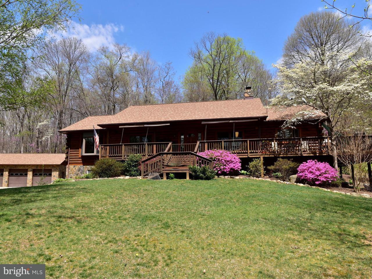 独户住宅 为 销售 在 734 GID BROWN HOLLOW Road 734 GID BROWN HOLLOW Road Washington, 弗吉尼亚州 22747 美国
