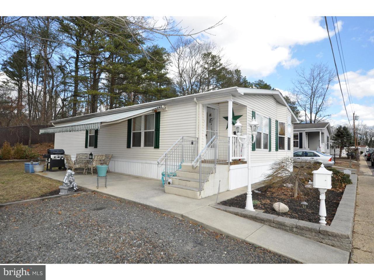 移动之家 为 销售 在 90 ESTATE Road Southampton, 新泽西州 08088 美国