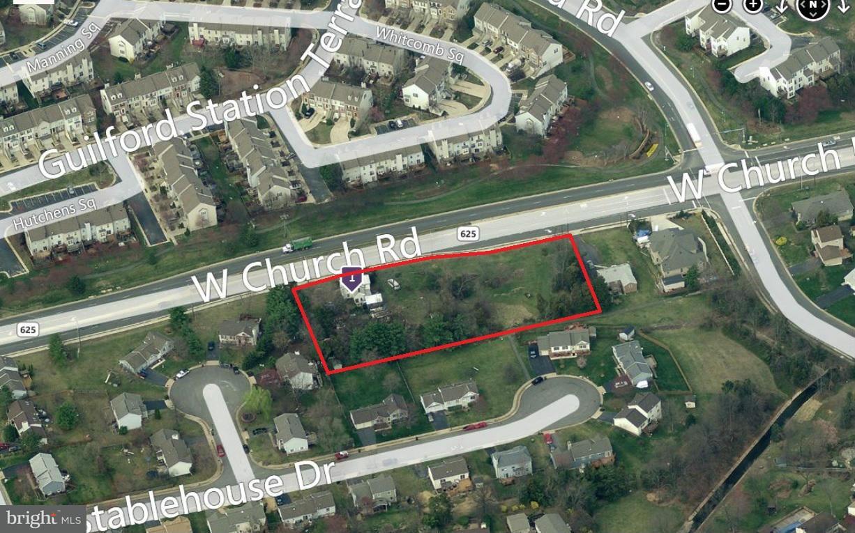 土地 のために 売買 アット 917 CHURCH Road 917 CHURCH Road Sterling, バージニア 20164 アメリカ合衆国