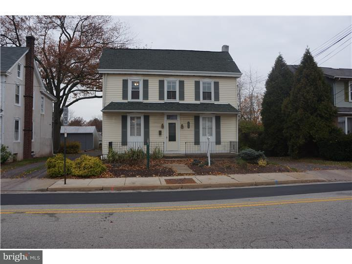 Triplex for Rent at 66 N MARKET ST #2 Hatfield, Pennsylvania 19440 United States
