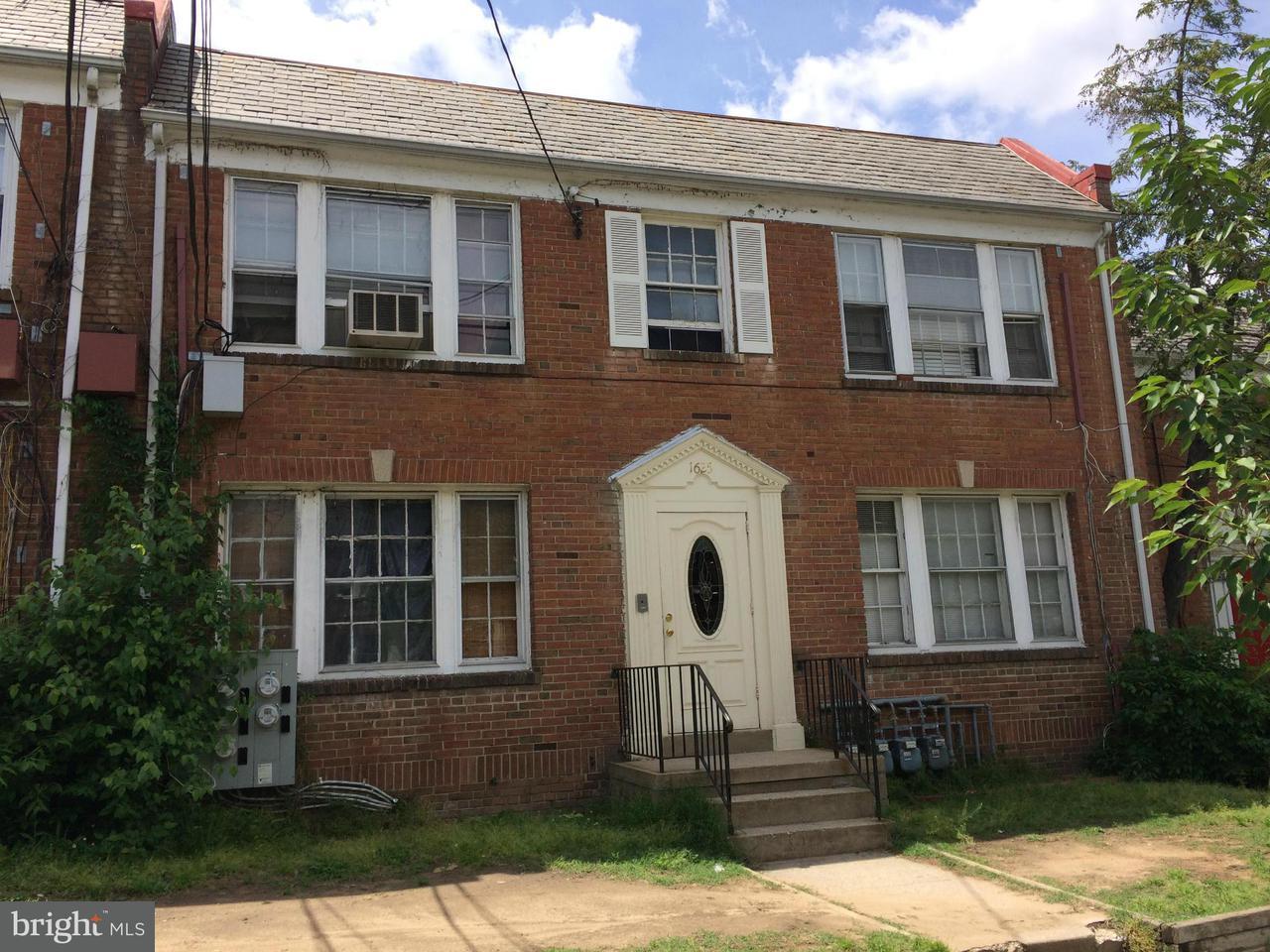 多户住宅 为 销售 在 1625 17TH PL SE 1625 17TH PL SE 华盛顿市, 哥伦比亚特区 20020 美国