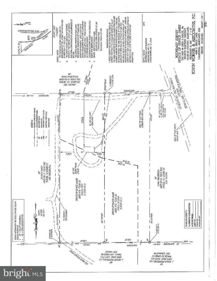Land for Sale at 9430 Crystal Ln Bel Alton, Maryland 20611 United States