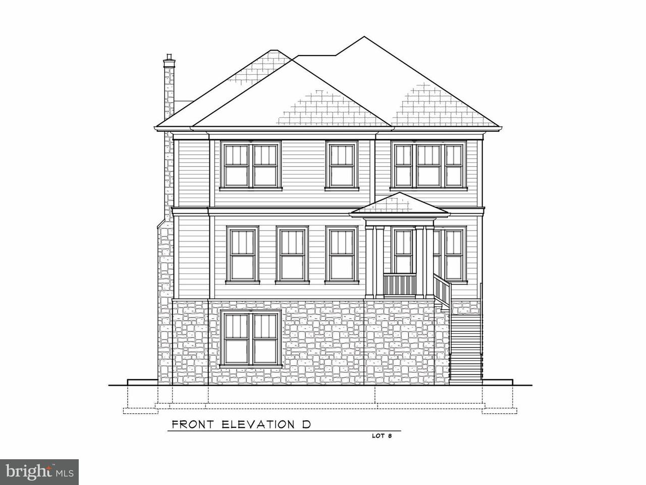 Single Family for Sale at 4704 N Carlin Springs Rd Arlington, Virginia 22203 United States