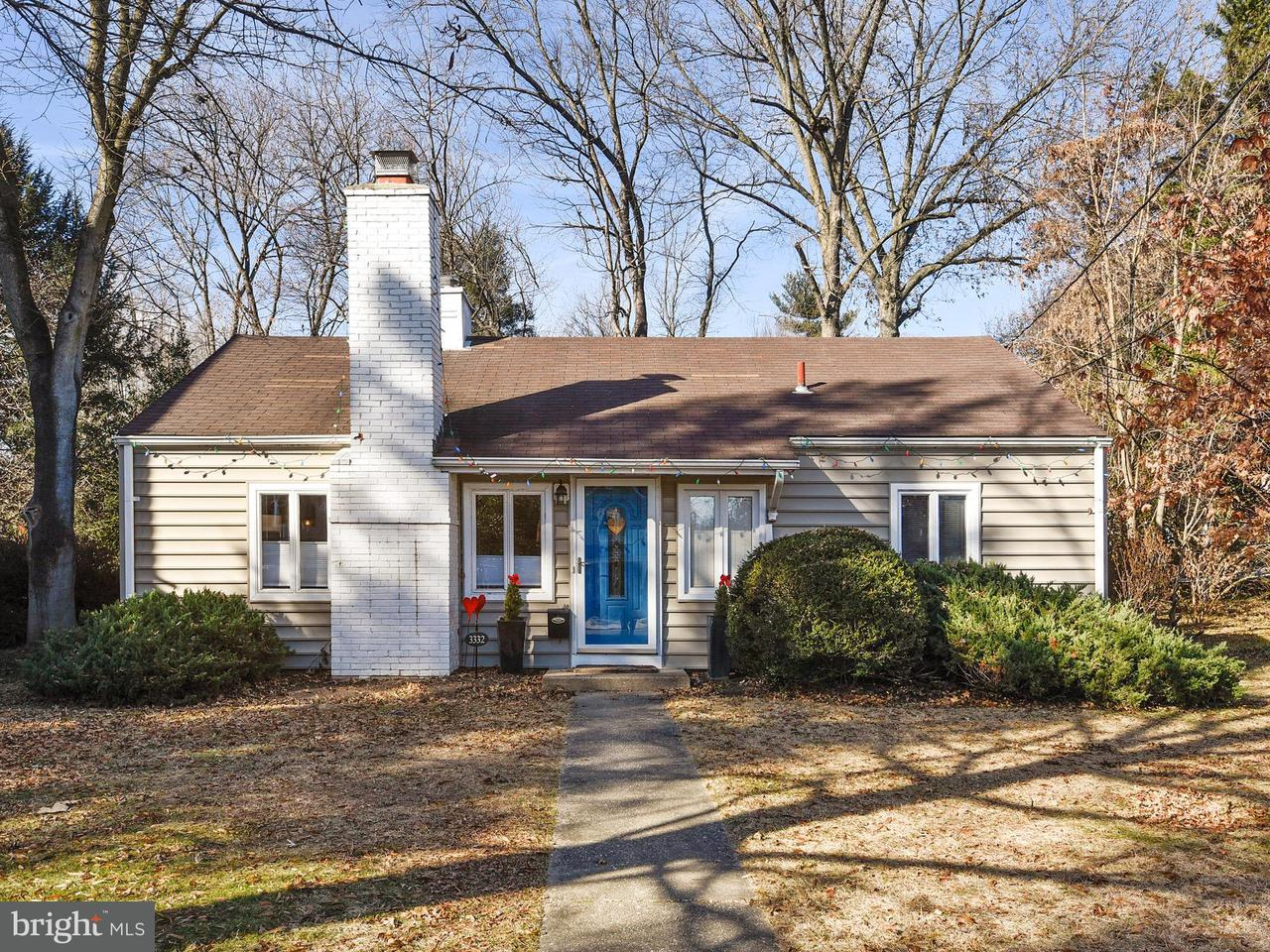 Single Family for Sale at 3332 Jones Bridge Ct Chevy Chase, Maryland 20815 United States