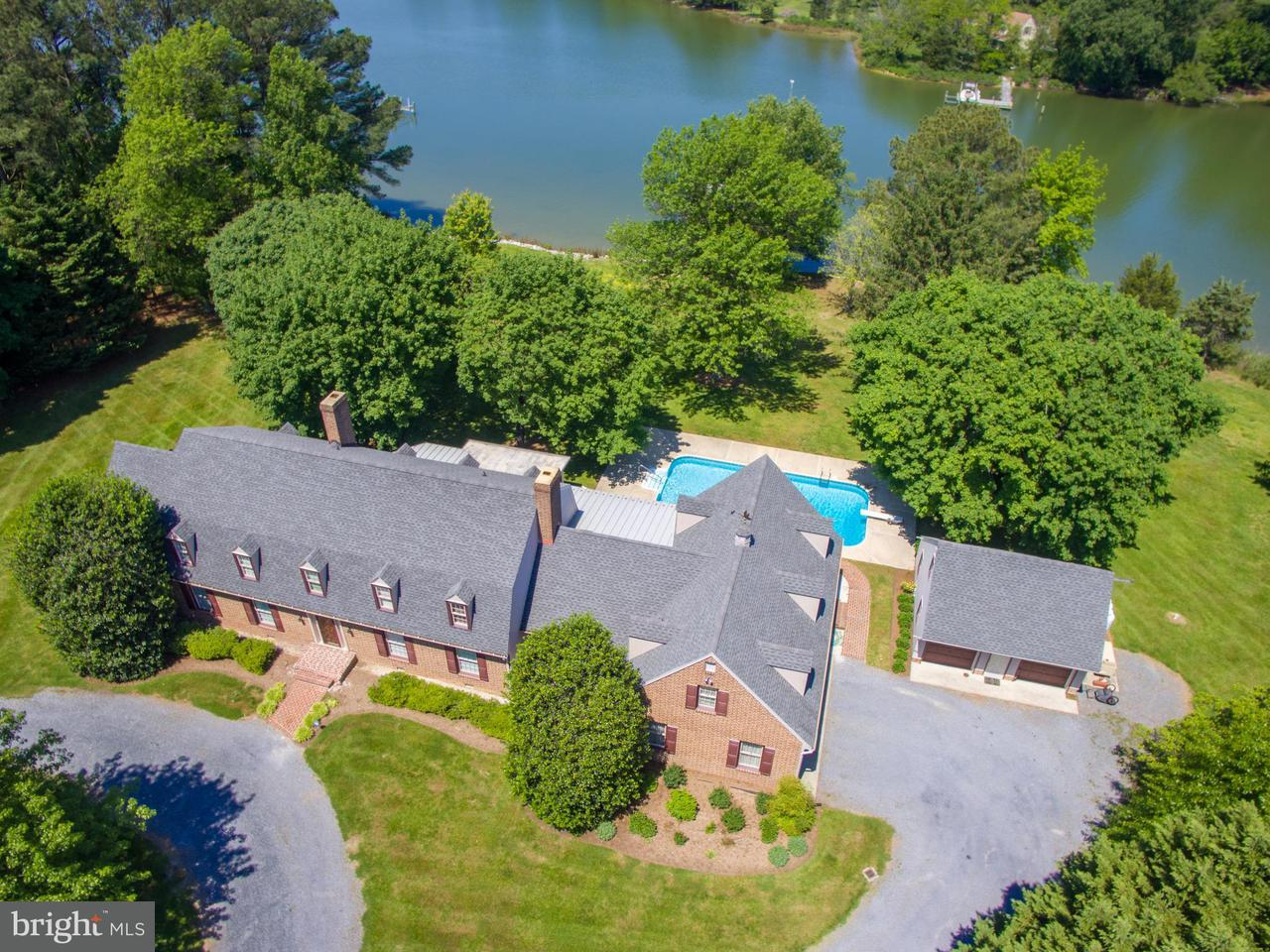 Single Family Home for Sale at 8240 Tricefield Road 8240 Tricefield Road St. Michaels, Maryland 21663 United States