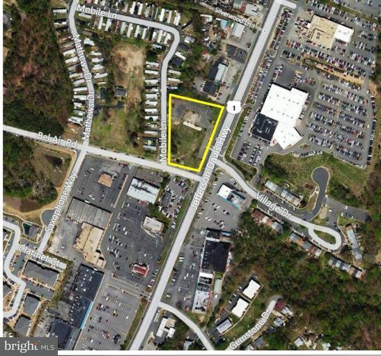 Land for Sale at 14304 JEFFERSON DAVIS HWY 14304 JEFFERSON DAVIS HWY Woodbridge, Virginia 22191 United States