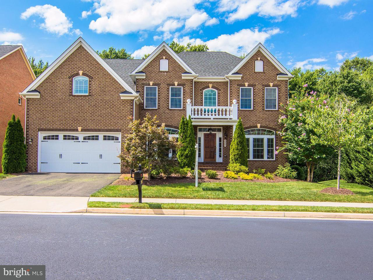Single Family Home for Sale at 3981 WOODBERRY MEADOW Drive 3981 WOODBERRY MEADOW Drive Fairfax, Virginia 22033 United States