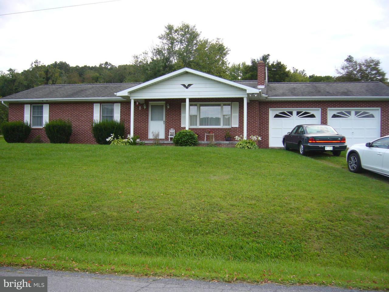 Single Family for Sale at 626 Winchester Rd Paw Paw, West Virginia 25434 United States