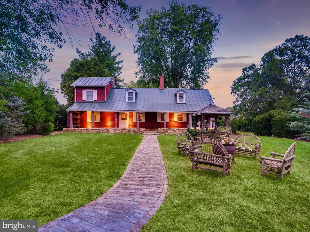 Частный односемейный дом для того Продажа на 16201 MARKOE Road 16201 MARKOE Road Monkton, Мэриленд 21111 Соединенные Штаты