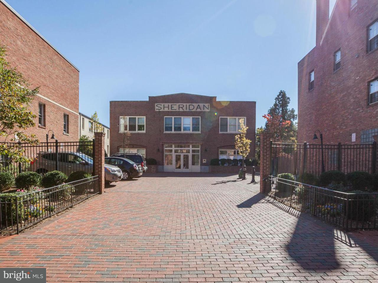 Townhouse for Sale at 2516 Q ST NW #Q303 2516 Q ST NW #Q303 Washington, District Of Columbia 20007 United States