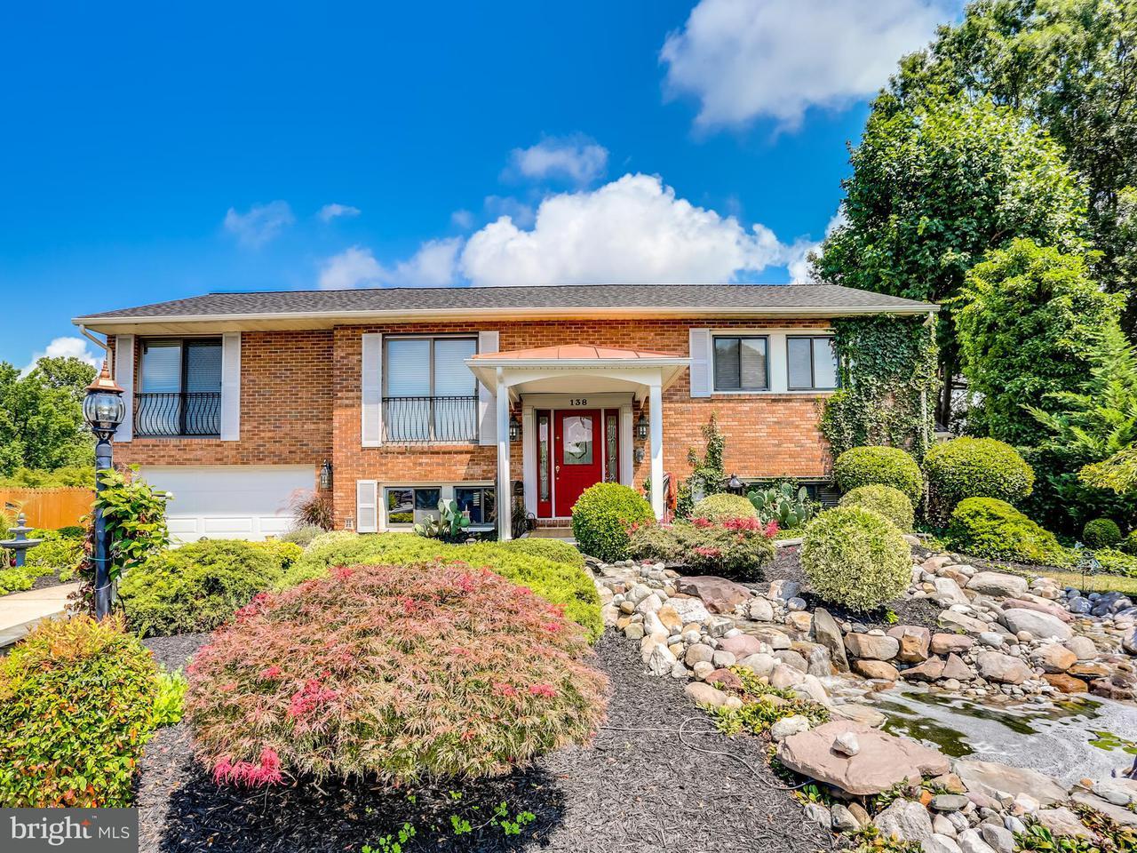 Частный односемейный дом для того Продажа на 138 DRIFTWOOD Court 138 DRIFTWOOD Court Joppa, Мэриленд 21085 Соединенные Штаты