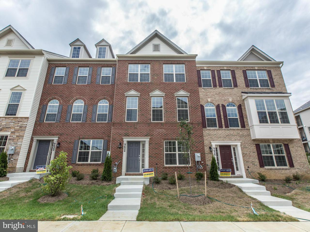 Single Family for Sale at 9412 Smithview Pl Glenarden, Maryland 20706 United States