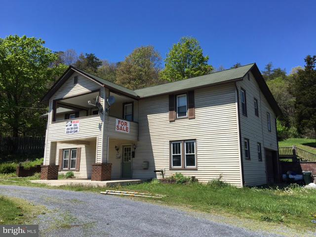 Commercial for Sale at 0 Rt 50 Jct Purgitsville, West Virginia 26852 United States