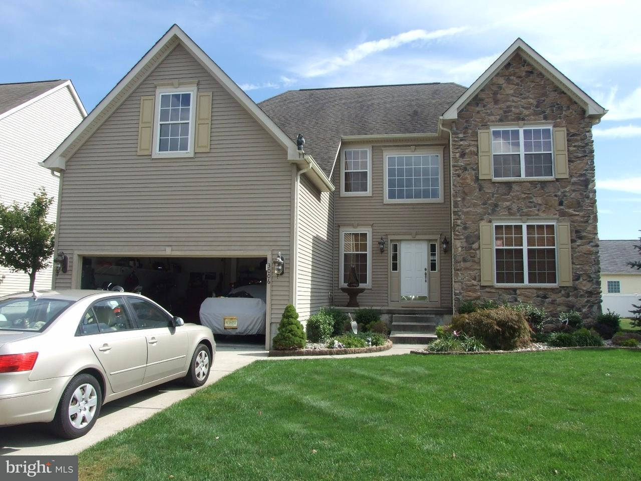 Casa Unifamiliar por un Venta en 3006 COTTONWOOD Avenue Egg Harbor Township, Nueva Jersey 08234 Estados Unidos