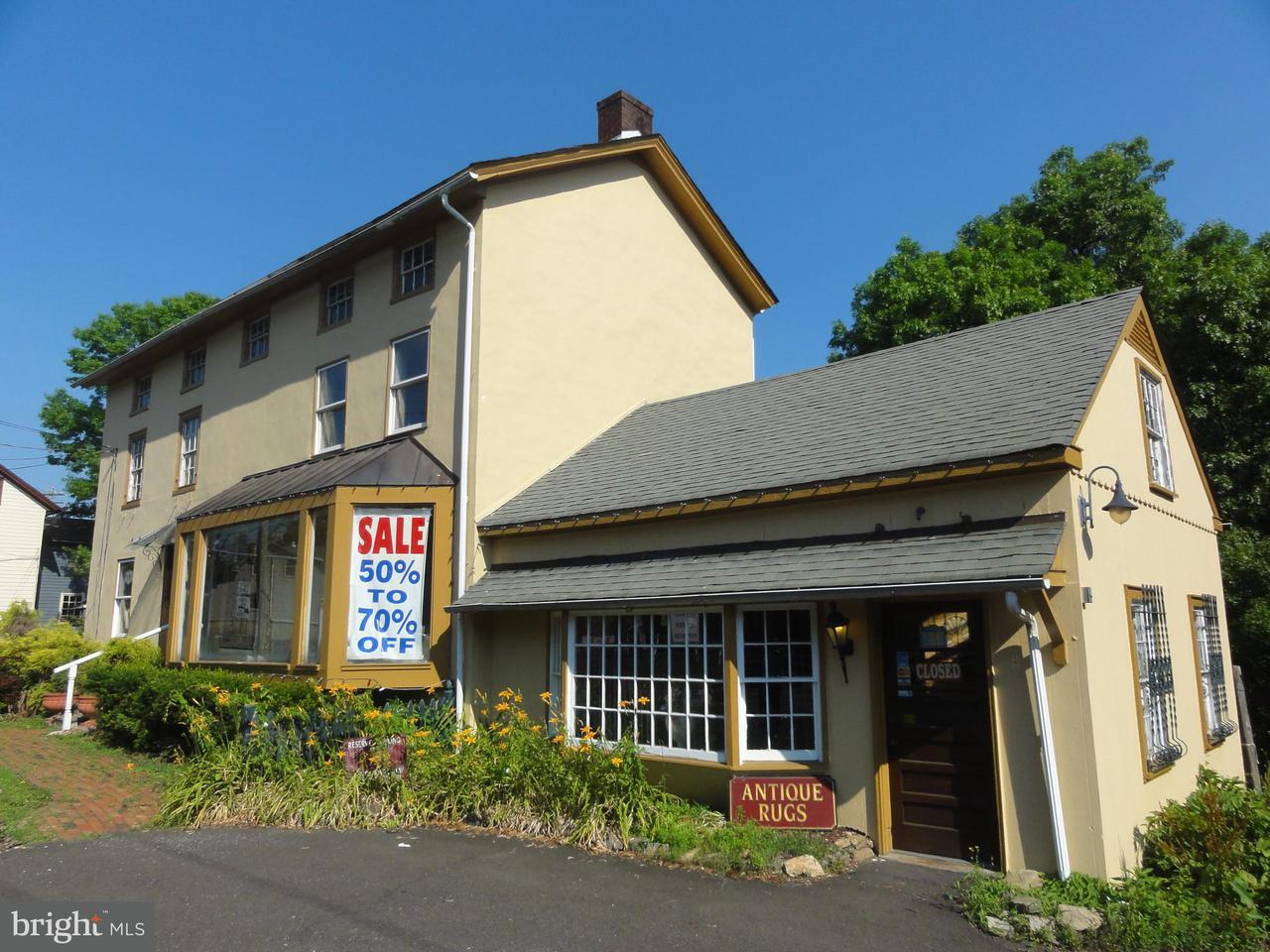 단독 가정 주택 용 매매 에 5921 LOWER YORK Road Lahaska, 펜실바니아 18938 미국에서/약: Solebury Township
